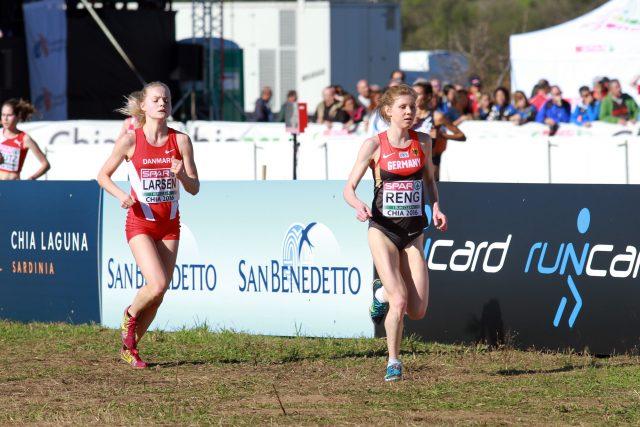 Spätestens nachdem ich meine Gruppe verloren habe, wird das Rennen zu einem echten Kampf (Foto: Chiara Montesano)