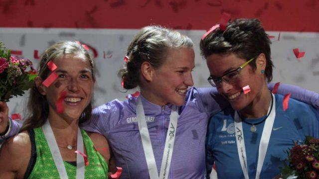 Danke Steffi für die vielen schönen Momente die du der deutschen Marathon-Szene geschenkt hast - und natürlich bis ganz bald!