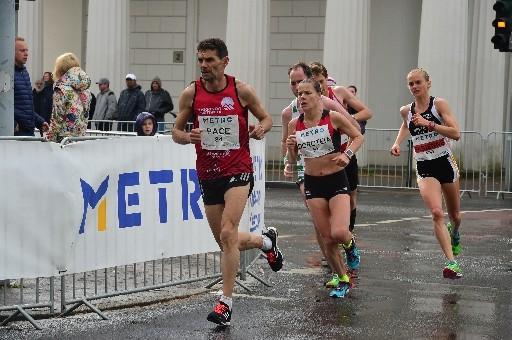 Deutsche Marathonmeisterschaften in Düsseldorf