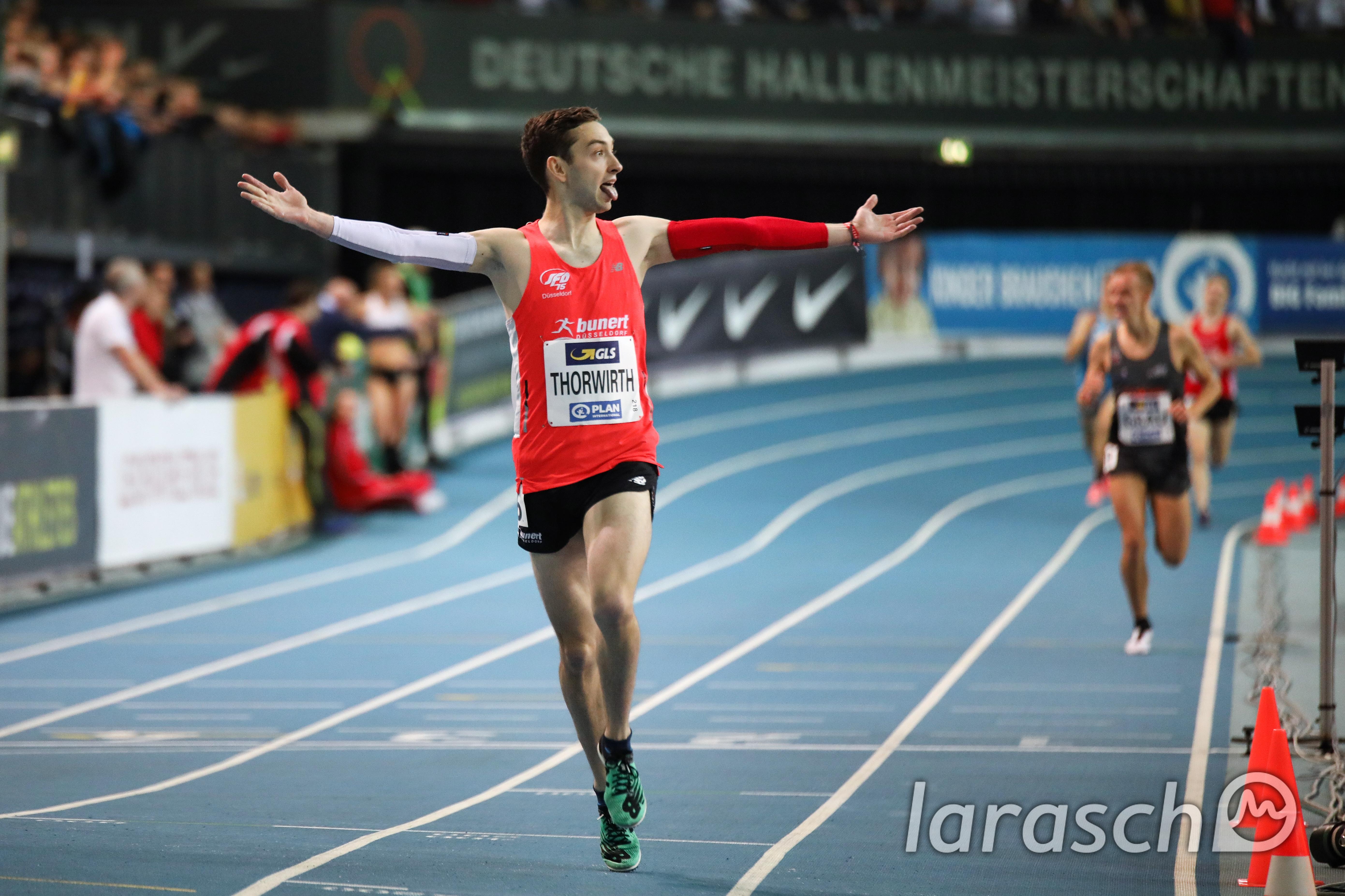 Best-Of Galerie: Deutsche Leichtathletik-Hallenmeisterschaften 2020